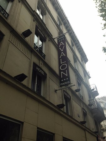 Avalon Hotel Paris: Aвалoн