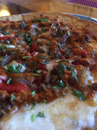 Dowell, MD: Lamb pizza - currently on their specials (as of 11/12/16).