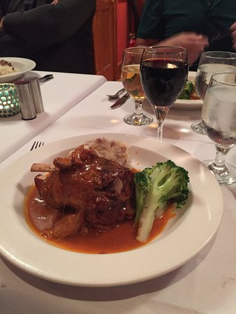 Moya: 'Slow cooked Pork Shank' in creamy Chipotle