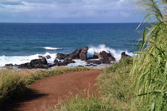 Paia, HI: View