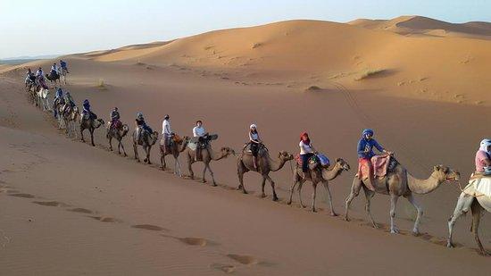 Merzouga, Morocco: desierto marruecos