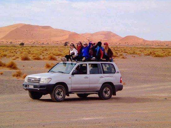4x4 merzouga excursiones