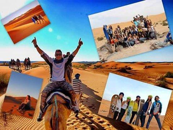 Merzouga, Morocco: agencia de viajes en Marruecos