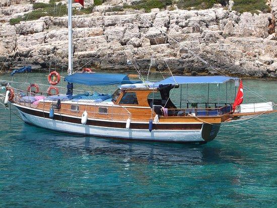 Ercu Boat