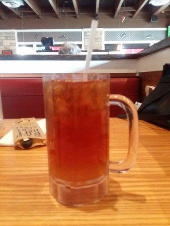 Monroe, NY: Mango tea
