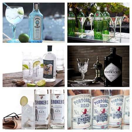 Yate, UK: What makes your perfect G&T?