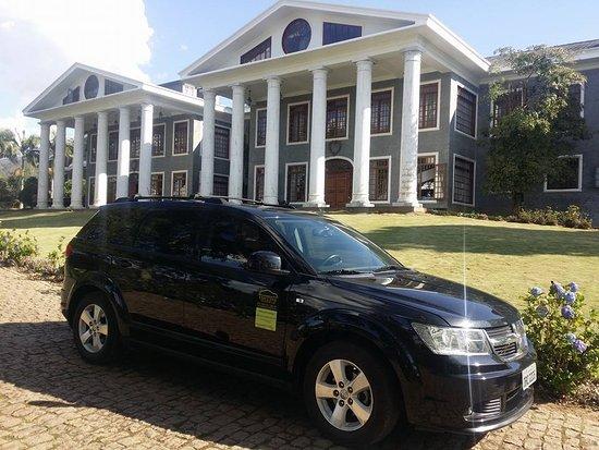Executive Transport Car