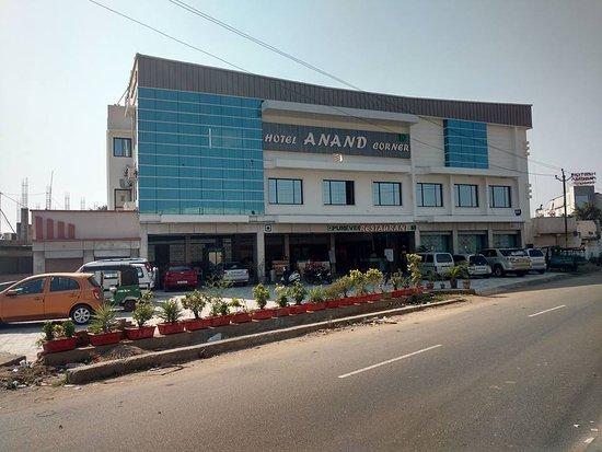 Hotel Anand Corner