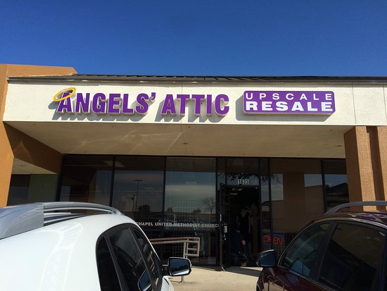 Angels' Attic Upscale Resale
