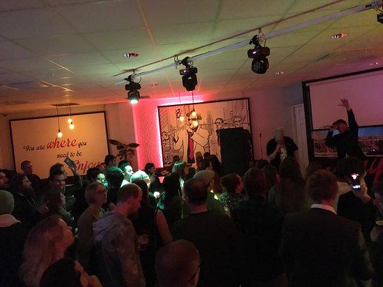 Honefoss, Norway: Tony's Restaurant og Bar