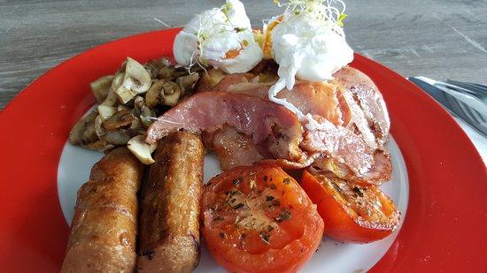 mcpaddens cafe restaurant big breakfast on voucher