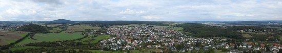 Wettenberg, Jerman: Panoramic view