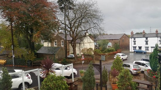 Scorton, UK: This was taken from the bedroom window