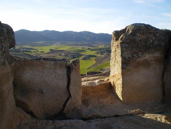 Garcinarro, Ισπανία: Puerta de acceso a una de las estancias.