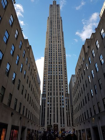 rockefeller center bild von rockefeller center new york city tripadvisor. Black Bedroom Furniture Sets. Home Design Ideas