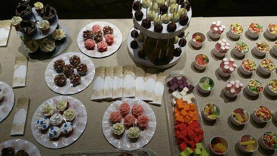 Mesas Dulces Para Eventos Fotografia De Cupcakes Mm Ourense - Mesas-dulces