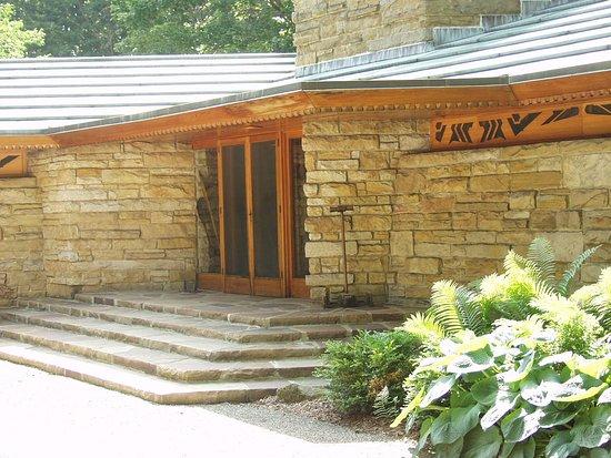 Chalk Hill, Pensilvania: Front Door