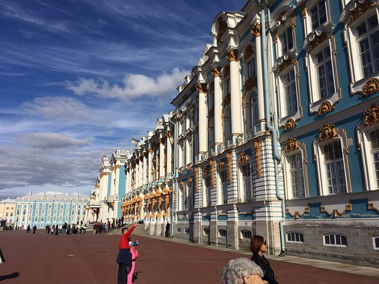 White Nights Travel: Catherine's Palace
