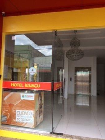 Hotel Iguacu: Hall de Entrada
