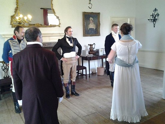 Ochiltree, UK: Regency Dancing