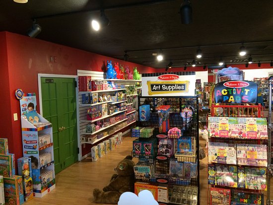Santa Claus, IN: Over 2,500 Different Toys!