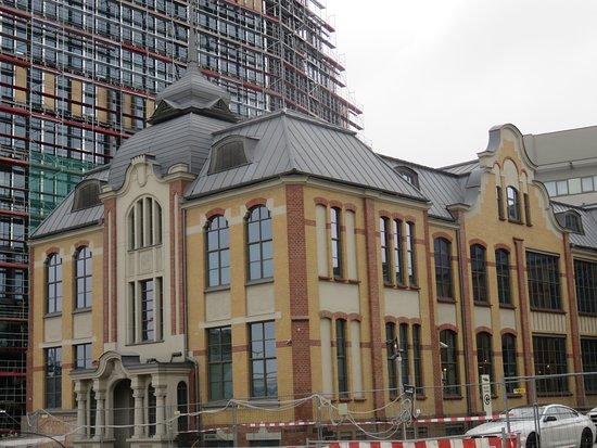 Concordia Taste: budynek Concordia w Poznaniu
