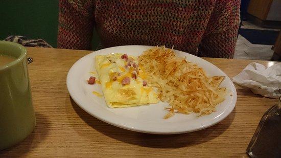 เลบานอน, มิสซูรี่: Omelette