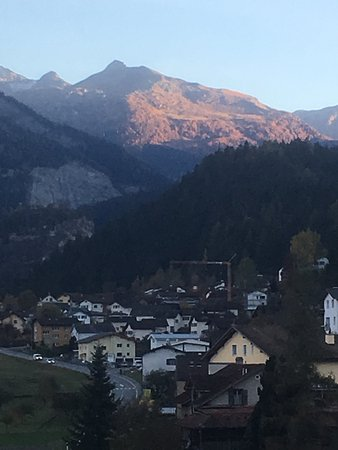 Grisons, Suiza: Dominikanerinnenkloster St. Peter und Paul