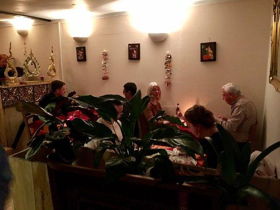 Bann  Thai Restaurant: Saturday's night
