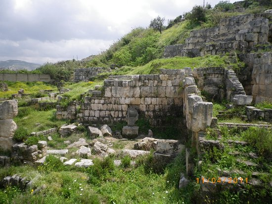 Temple of Eshmoun