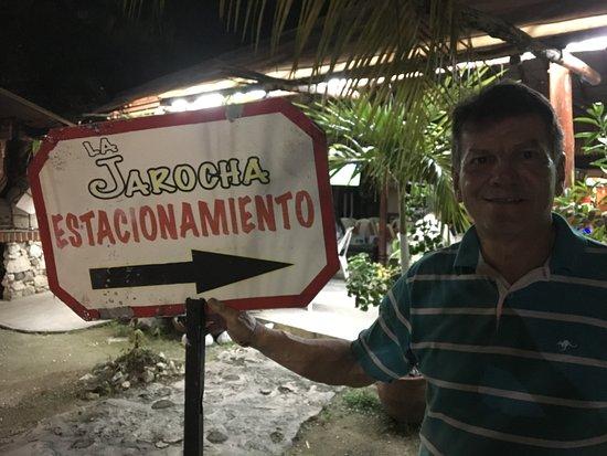 La Jarocha: Javier