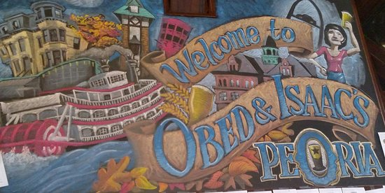 Peoria, IL: Obed & Isaac's