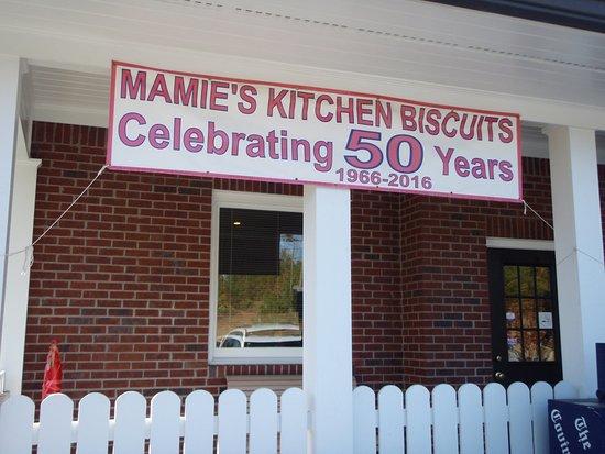 Mamie S Kitchen Brown Bridge