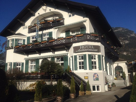 Hotel Aschenbrenner Photo