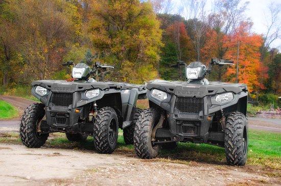 Carnegie, Πενσυλβάνια: ATV Rentals at Mines and Meadows