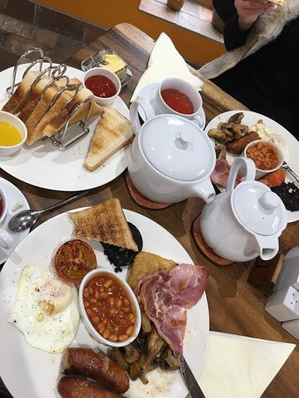 Afternoon Tea Voucher Gift Review Of The Bulrush Bistro Doncaster England Tripadvisor