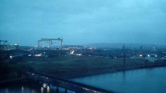 Bilde fra Hilton Belfast