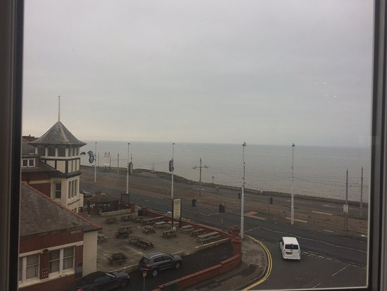 Outdoor Swimming Pool Picture Of Doric Hotel Blackpool Tripadvisor