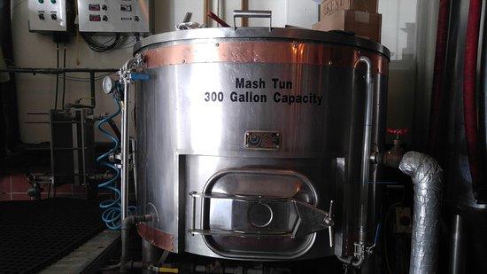 Aiken, SC: beer vat