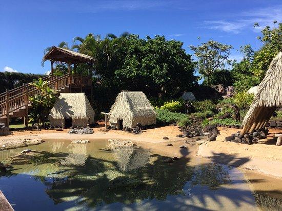 Kilauea, Hawái: Re-creation of Hawaiian Ahupua'a