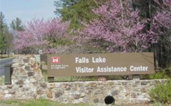 Falls Lake Visitor Assistance Center
