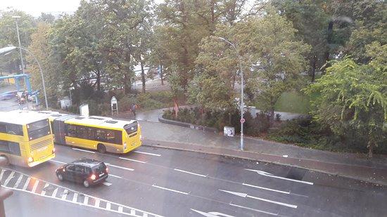 Hotel Tiergarten: View of my room