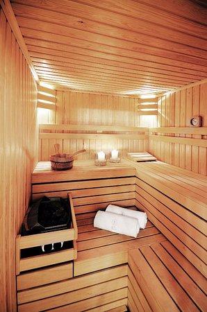 Wolne Miasto Hotel- Old Town Gdansk: Sauna in LUX Apartment