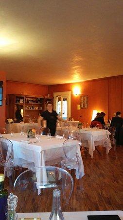 Cologne, อิตาลี: Osteria Quadra