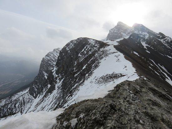 Bilde fra Ha Ling Peak
