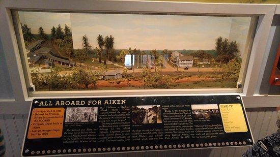 Aiken station