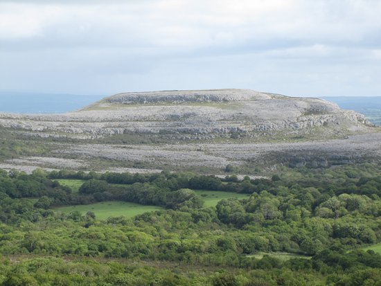 Vaughan Lodge: The Burren