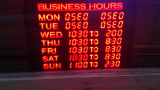 Aiken, Νότια Καρολίνα: business hours of Duke's Barbecue