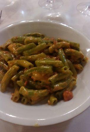 Pianoro, Italien: maccheroni al torchio