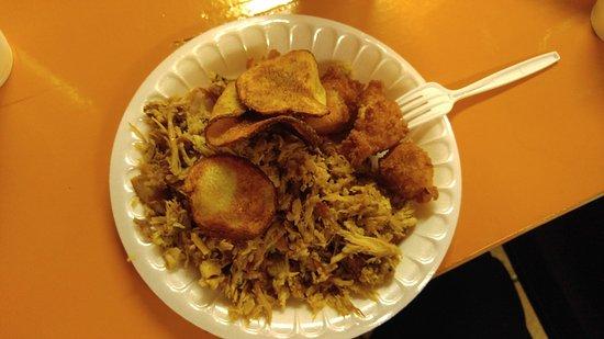Aiken, Carolina del Sur: dish 1